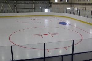 Новому крытому катку в Каменске-Уральском официально присвоено название «Каменск-Арена»