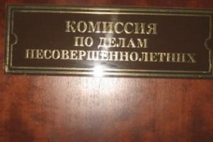 Губернатор утвердил состав территориальной комиссии Синарского района Каменска-Уральского по делам несовершеннолетних