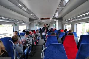 «Ласточки», курсирующие между Каменском-Уральским и Екатеринбургом, стали еще популярней среди пассажиров