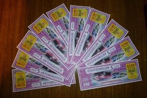 В Каменске-Уральском в два раза увеличился спрос на лотерейные билеты