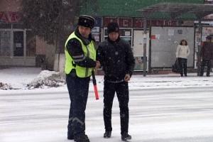 Почти 400 нарушений пешеходов зафиксировали сотрудники ГИБДД в Каменске-Уральском и районе за три дня
