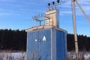 Под Каменском-Уральским украли частную трансформаторную подстанцию