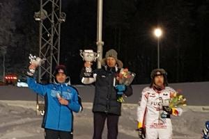 Три гонщика из Каменска-Уральского стали финалистами чемпионата мира по ледовому спидвею