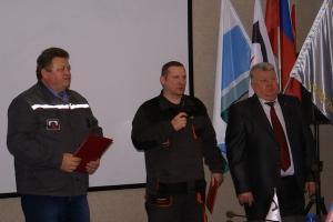 На УАЗе в Каменске-Уральском отметили 100-летие со дня образования профсоюзного движения в Свердловской области