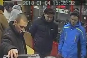 В Каменске-Уральском задержали похитителей электроинструмента, которых объявили в розыск