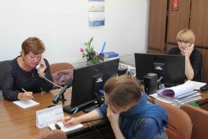 43 жителя Каменска-Уральского стали участниками горячей линии по оплате за жилищно-коммунальные услуги