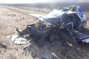 Сегодня утром под Каменском-Уральским в ДТП попала 31-летняя женщина с двумя маленькими детьми