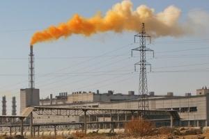 Екатеринбург накрыло облако диоксида азота. До Каменска-Уральского оно не должно дойти