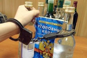 Жительница Каменска-Уральского попыталась в магазине отобрать у продавца две бутылки водки