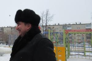 Областной министр признал, что в Каменске-Уральском находится самый лучший двор в стране