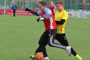 Прошел второй тур чемпионата Каменска-Уральского по футболу 8х8. Лидирует опять «Трубник»