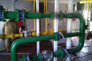 В апреле завершаются работы по монтажу котельной в Каменске-Уральском, которая обеспечит стабильным водоснабжением микрорайон Ленинский