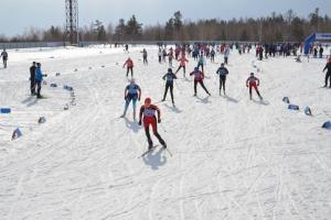 Лыжница из Каменска-Уральского стала победительницей «ALимпиады РУСАЛа»