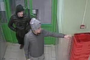В Каменске-Уральском ищут воришек из супермаркета