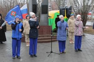 В Каменске-Уральском сегодня почтили память ликвидаторов аварии на Чернобыльской АЭС