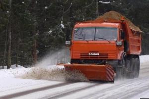 Южный округ, в том числе Каменск-Уральский, один из областных лидеров по количеству транспорта, задействованного в уборке снега