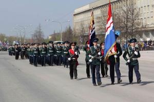 В Каменске-Уральском впервые в параде по случаю Дня победы примут участие служебные собаки, а завершится он… в Севастополе