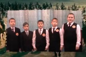 Ученики школы №1 из Каменска-Уральского выиграли областной конкурс клипов на песни гражданской войны