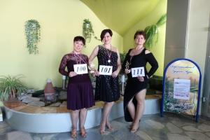 С танцевальными «сеньорами» из Каменска-Уральского не решаются конкурировать?