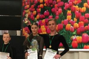 Танцоры из Каменска-Уральского стали победителями международного турнир «Primavera cup»