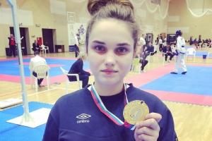 Tхэквондисты из Каменска-Уральского завоевали четыре золотых медали на чемпионате России