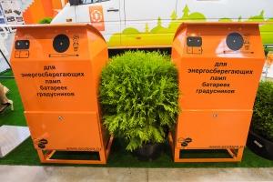 В Каменске-Уральском могут появиться  контейнеры для сбора ртутных ламп и батареек