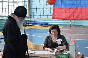 В Каменске-Уральском на выборах президента голосовали активней, чем в среднем по области