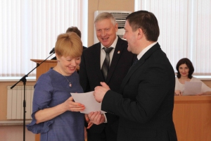 Сегодня город чествовал лучших работников жилищно-коммунального хозяйства и бытового обслуживания Каменска-Уральского