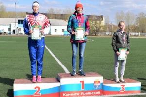 Школьники Каменска-Уральского выявляли лучших легкоатлетов города