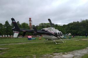 Ошпарившегося кипятком годовалого мальчика из Каменска-Уральского пришлось эвакуировать на вертолете