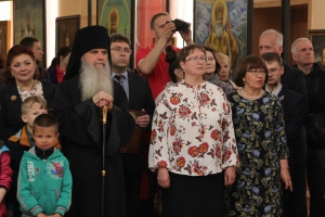Персональная выставка исторического портрета Филиппа Москвитина открылась сегодня в Каменске-Уральском