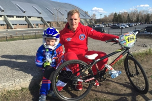 Представитель Каменска-Уральского будет защищать честь России на чемпионате мира по велоспорту в дисциплине ВМХ