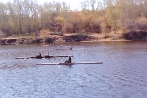 В Каменске-Уральском прошло первенство города по гребному спорту