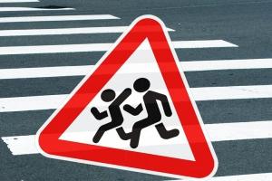 В Свердловской области резко увеличилось количество ДТП с участием детей-пешеходов. В Каменске-Уральском за год пострадали пять человек