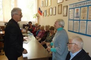 Десять ветеранов из Каменска-Уральского получили дополнительную материальную поддержку