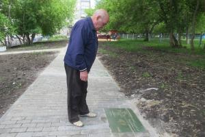 Уникальные барельефы, рассказывающие об истории Каменска-Уральского, появились во дворе на улице Алюминиевой