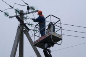 Из-за пожара без электричества остались два населенных пункта под Каменском-Уральским