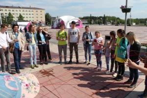 Первый фотоквест провели сотрудники Каменск-Уральского центра развития туризма в минувшую субботу