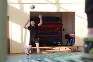 На Каменск-Уральском заводе ОЦМ определили сильнейшую волейбольную команду