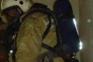 Сегодня ночью в Каменске-Уральском произошел пожар в пятиэтажке на Белинского