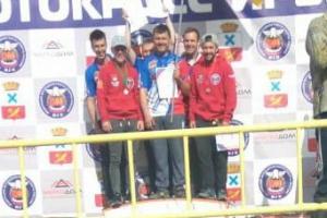 Гонщики из Каменска-Уральского в очередной раз привезли несколько медалей со всероссийских и областных соревнований