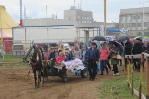 В Каменске-Уральском успешно отметили праздник «Сабантуй»