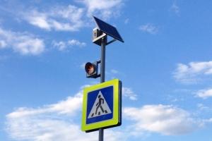 160 тысяч рублей потратят на установку светофоров в селе Клевакинское, что под Каменском-Уральском