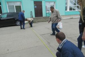 У ДК «Современник» в Каменске-Уральском заменят отслуживший свой срок бетонные плиты