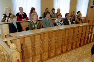 Уже в ближайшее время 5200 жителей Каменска-Уральского попробуют себя в роли присяжных, участвуя в судебных заседаниях