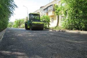 В Каменске-Уральском стартовал активный этап ремонта дорог