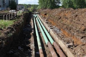 Более 100 миллионов рублей вложит в ремонт теплосетей и структуры горячего водоснабжения Каменска-Уральского УК «Теплокомплекс»