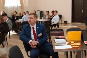 Есть задачи – есть решения. Трубники из Каменска-Уральского приняли участие в работе бизнес-школы УрФУ.