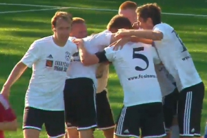 Футбольная «Синара» выиграла в первом матче всероссийского финала Кубка Регионов УЕФА