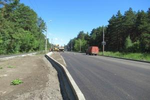 В Каменске-Уральском активно продолжается ремонт дорог. Их просто не узнать